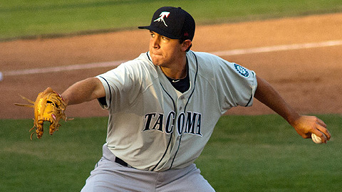 Danny Hultzen was the Mariners' first-round pick in the 2011 Draft.